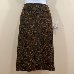 LuLaRoe Cassie Skirt  NEW  Size L